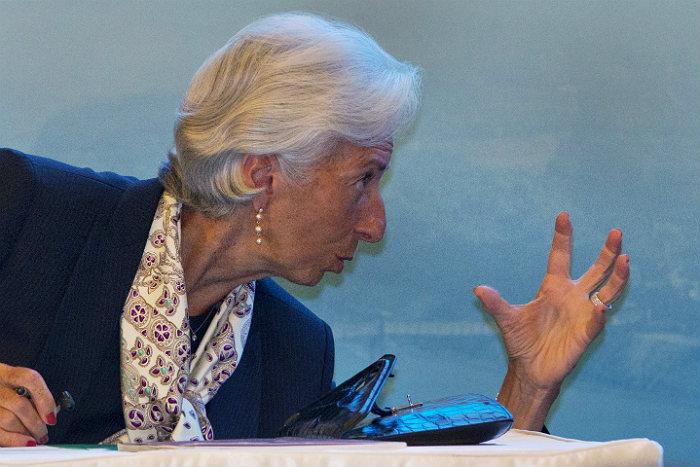 Лагард позитивно оценила действияРФ поподдержанию макроэкономческой стабильности