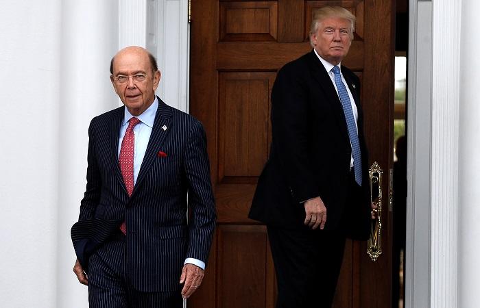 Трамп подобрал кандидатуру напост министра торговли США