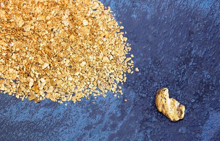 Амурчанина осудили условно за найденную на дороге банку с золотом