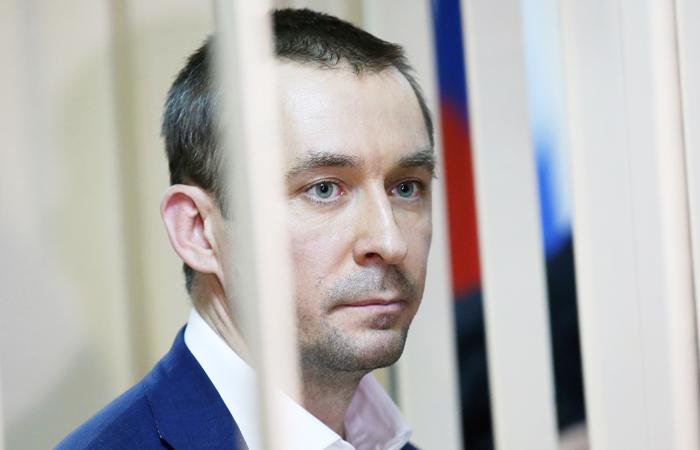 Суд арестовал счета по делу полковника МВД Захарченко