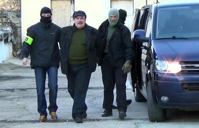 Бывший офицер Черноморского флота задержан в Севастополе за шпионаж