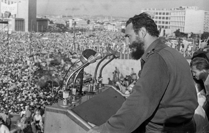 Фидель Кастро зурган илэрцүүд