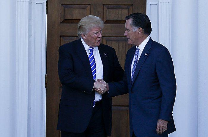 Команда Трампа потребовала от Ромни попросить прощения у миллиардера