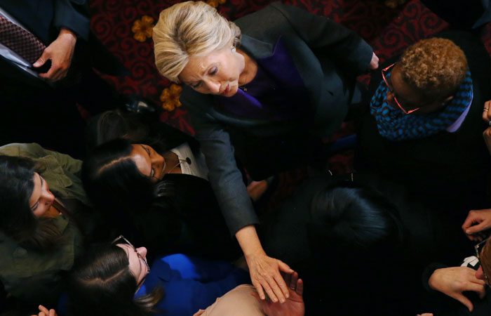 Вштабе Клинтон поддержали инициативу пересчета голосов