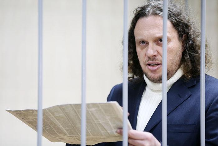 Полонский всуде объявил отвод прокурору, «агрессивно» зачитывавшему обвинения