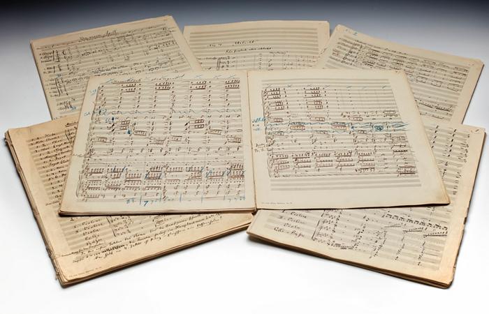 Партитура Малера продана на аукционе за рекордные $5,6 млн