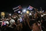 В Гаване начался траурный митинг в память о Фиделе Кастро