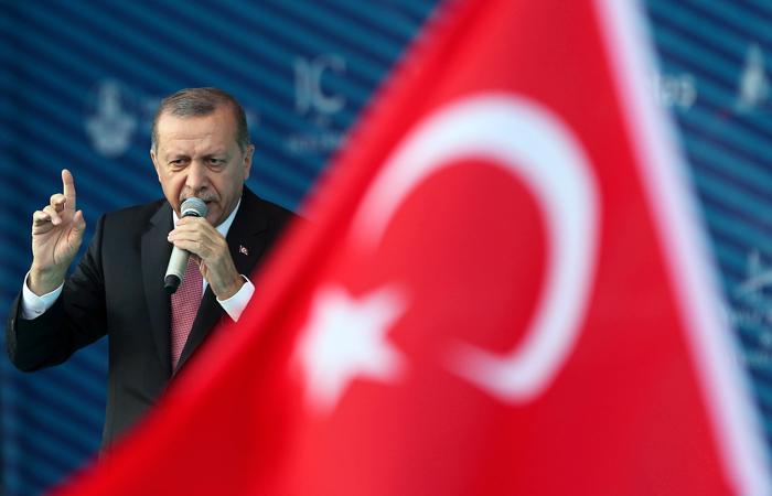 В Кремле будут ждать разъяснений Турции после заявлений Эрдогана по Сирии