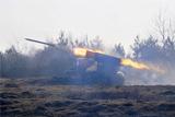 На юге Украины стартовали ракетные стрельбы