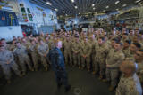 Два корабля ВМС США вошли в Средиземное море