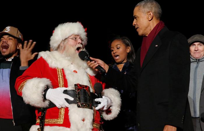 Обама планирует стать комедиантом после ухода сосвоего поста