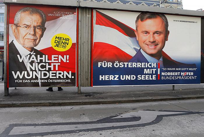 Националист Хофер проиграл президентские выборы в Австрии