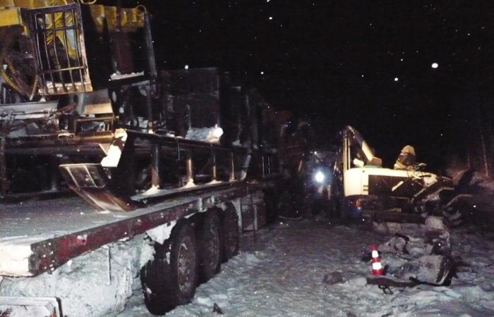 Опознаны все 12 погибших в дорожной аварии с автобусом в ХМАО