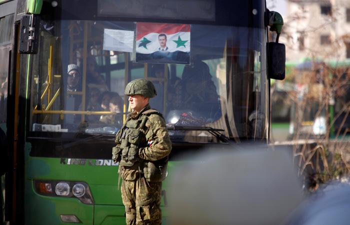 Минобороны возмутила реакция Красного Креста на гибель российских врачей в Алеппо