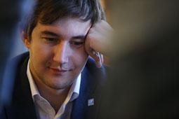 Сергей Карякин: не думаю, что после матча с Карлсеном шахматный бум стихнет