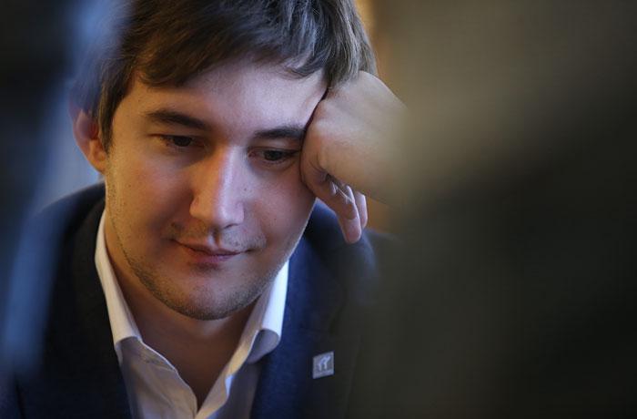 Сергей Карякин огрызнулся накритику Каспарова: «Пусть собачка лает…»