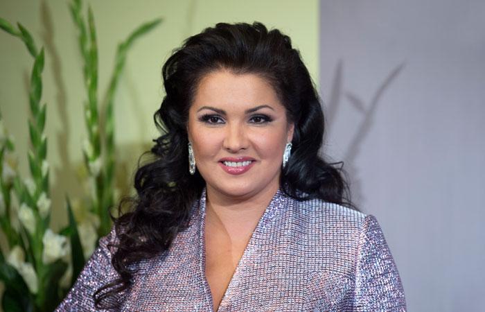 Эстрадная певица Анна Нетребко выдвинута на«Грэмми»