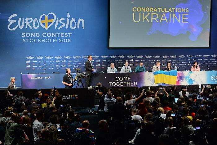 Украину призвали отменить черные списки россиян навремя «Евровидения»