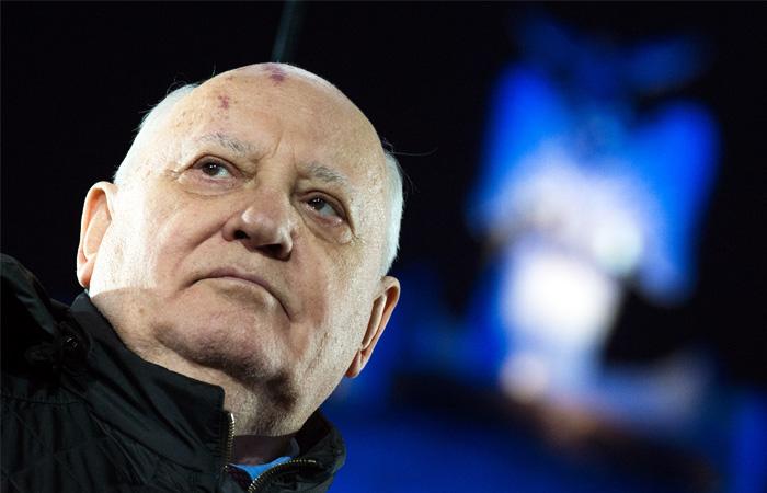 Горбачев назвал российское руководство одним из виновников развала СССР