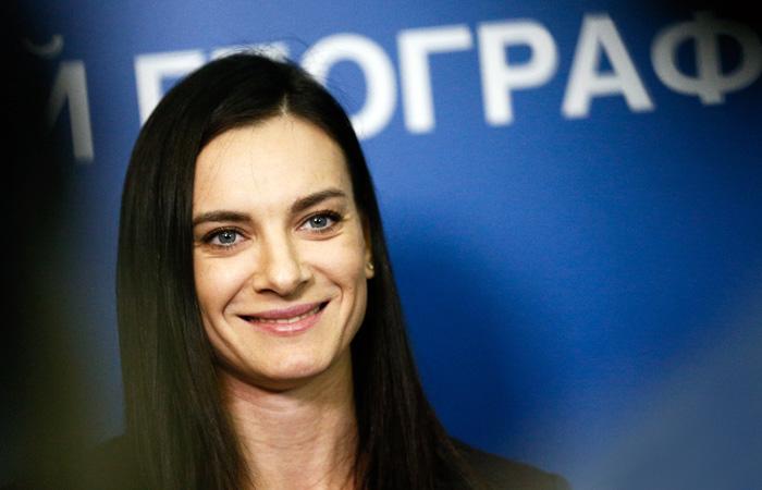 Елена Исинбаева избрана главой наблюдательного совета РУСАДА