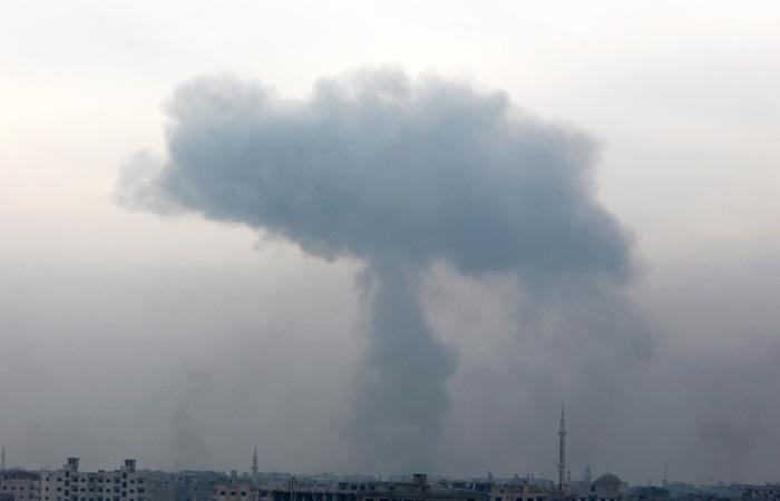Всети интернет появились шокирующие кадры авиаударов ВВС Израиля вСирии