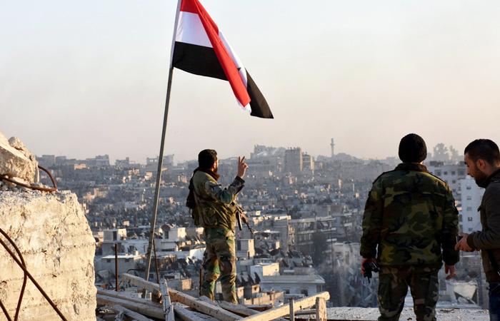SOHR: Войска Асада заняли исторический центр Алеппо