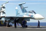 В Минобороны отвергли версию вины пилота в аварии Су-33 в Средиземном море