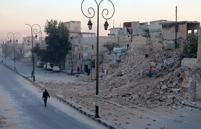 Навосстановление Сирии потребуется около $180 млрд— Чуркин