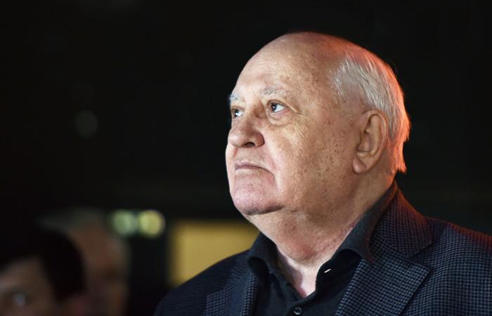 Михаил Горбачев: за Советский Союз я боролся до конца
