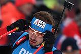 Шипулин стал третьим в гонке преследования на этапе КМ по биатлону