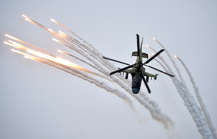 Руководитель «Вертолетов России» перейдет в«Рособоронэкспорт»