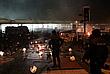 Полицейские проверяют места взрывов