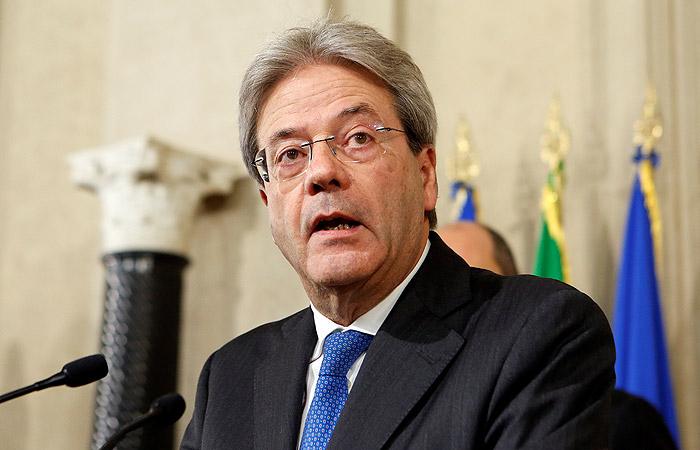 Паоло Джентилони согласился возглавить правительство Италии