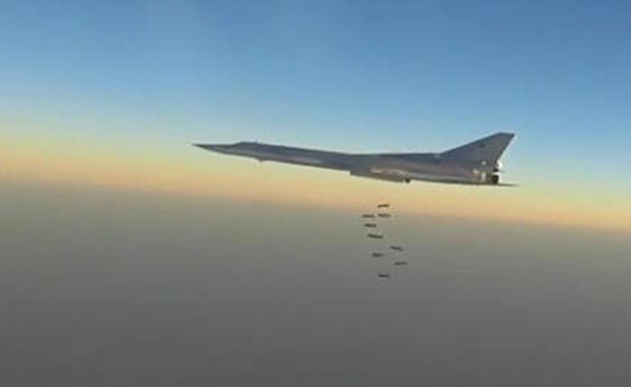 Авиация России и Сирии отбросила боевиков ИГ от Пальмиры