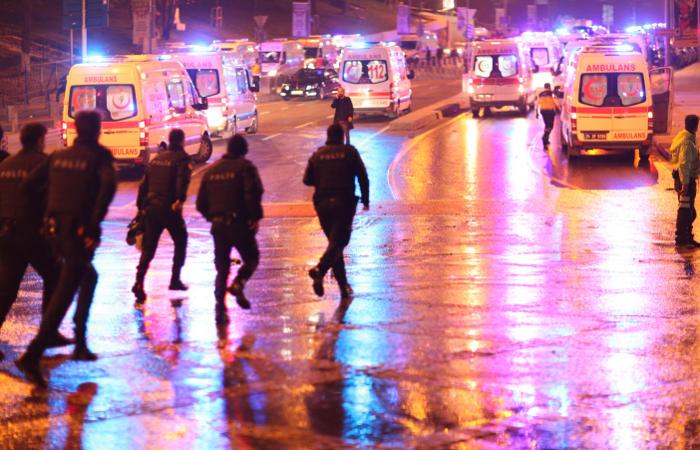 Теракт в Стамбуле. Обобщение