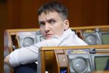 Савченко прокомментировала обвинения в сговоре с Кремлем
