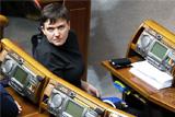 Савченко подтвердила встречу с Плотницким и Захарченко в Минске