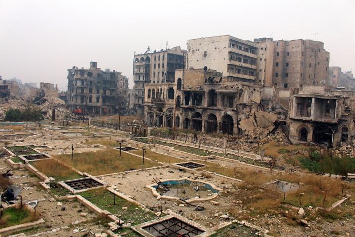 США объявили себя лидерами в поиске решения сирийского конфликта
