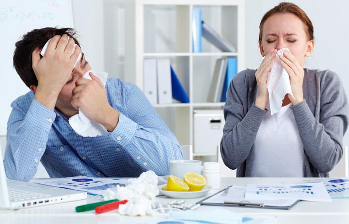 В Москве началась эпидемия ОРВИ и гриппа