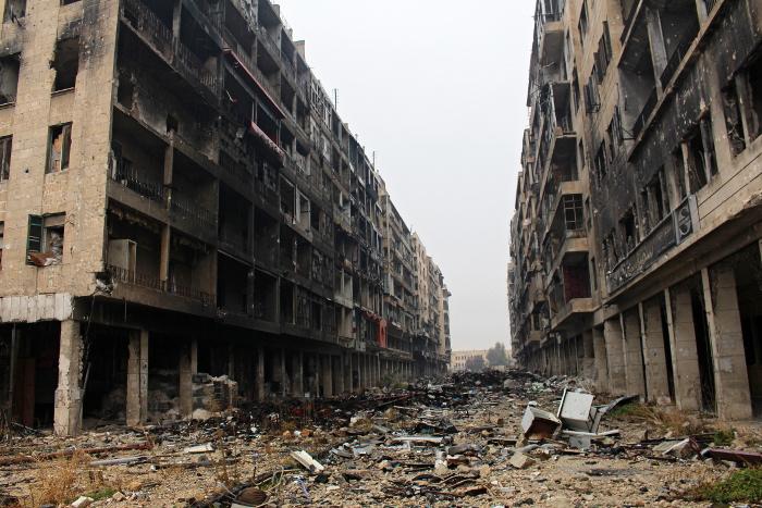 Армия Сирии согласовала с боевиками условия выхода из Восточного Алеппо