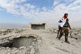 Асад назвал наступление ИГ на Пальмиру ответом на успехи сирийской армии в Алеппо