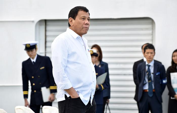 Президент Филиппин рассказал об убийстве подозреваемых в наркоторговле