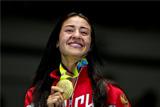 Фехтовальщица Егорян признана спортсменкой года в РФ