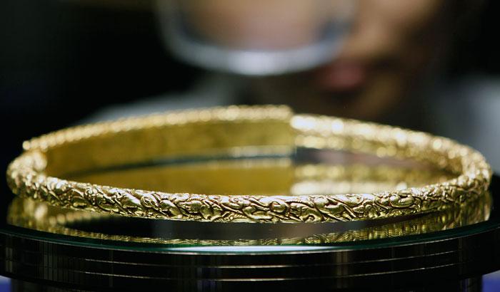 Суд вАмстердаме постановил вернуть Украине коллекцию «скифского золота»