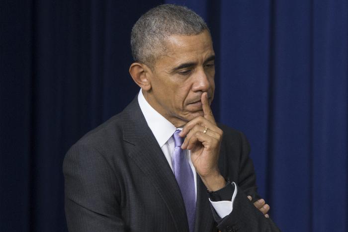 Обама распорядился принять меры против насилия в Алеппо