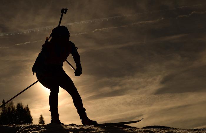 Вприменении допинга подозревали 31 русского биатлониста