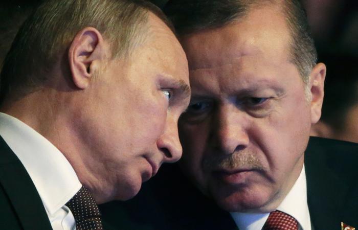 Путин и Эрдоган по телефону обсудили развитие ситуации в Алеппо
