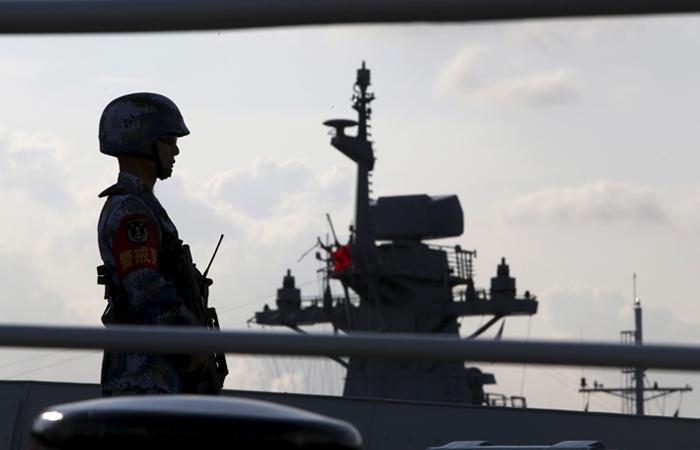 Китайские военные отобрали у ученых США подводный беспилотный аппарат