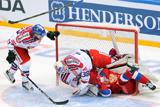Сборная России по хоккею разгромила Чехию на Кубке Первого канала