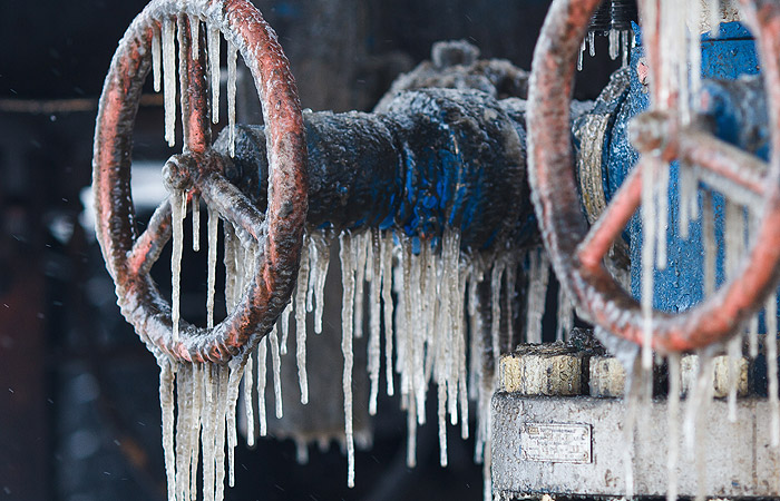 В Оренбуржье оставшимся без тепла людям запустили его по резервной ветке